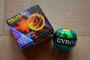 Neuwertiger Rollerball / Muskeltrainingsgerät