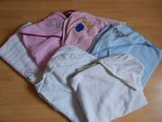 5 Handtücher mit Kaputze 1