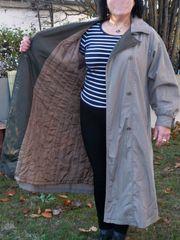 Jacke Mantel Damen Gr S