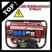 Stromgenerator Generator mit