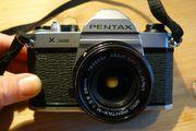 Pentax K-1000 -