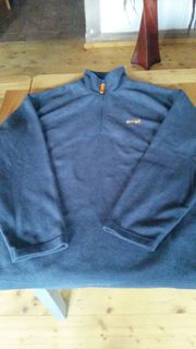Herren Fleece Troyer