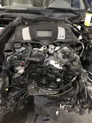 Motor 350 M272 W211