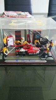 Mini-Rama Formel 1 - Szene Racing