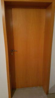 Zimmertüren Buche mit Zarge
