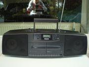 Philips Stereoanlage mit