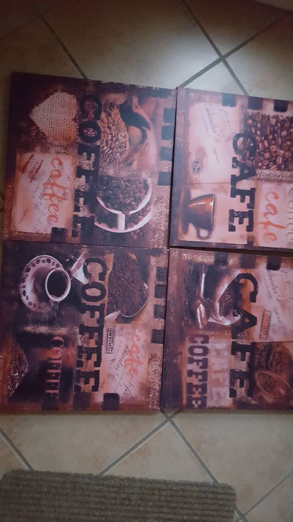 Leinwandbild Küche Kaffee in Liederbach - Dekoartikel kaufen und ...