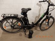Alu City E-Bike 26er
