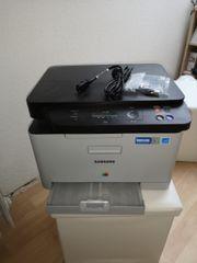 Samsung clx 3305 Farbe Laser