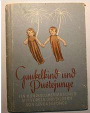 Suche altes Bilderbuch