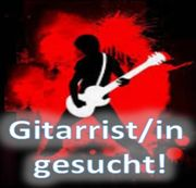 Gitarrist in für Rockband gesucht