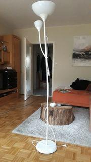 Stehlampe Ikea Weiss Lampe Stehleuchte