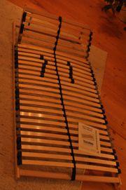2 TAURO 7-Zonen Lattenroste 90x200