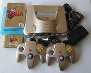 Nintendo 64 limitierte