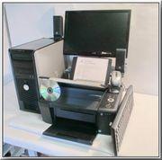 DELL PC komplett - System mit