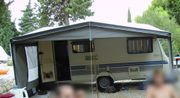 Vorzelt für Wohnwagen (