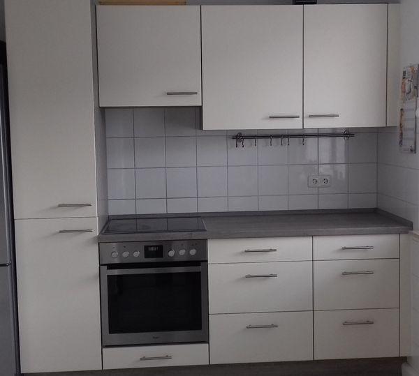 Komplete küche mit küchenmöbel schränke