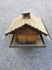 Vogelhaus zu verschenken