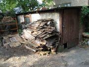 Holz-Bretter- Brennholz-Komposterde 50EUR geschenkt in14547