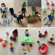 Playmobil Sets 4758 4759 4764