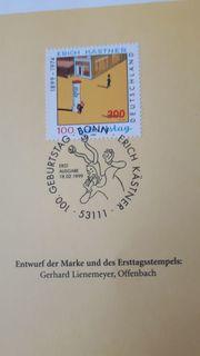 Briefmarke Deutsche Post