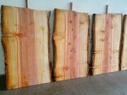 Bohlen Brett Baumscheibe Bohle Holz