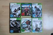Diverse 6 Spiele