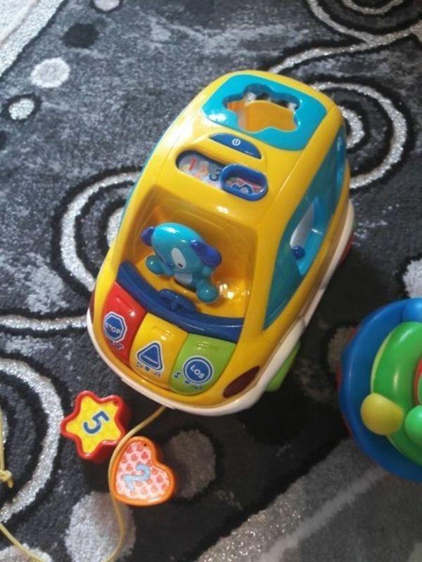 Kinder Spielzeug Auto gebraucht kaufen  76744 Wörth