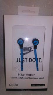 Nike Kopfhörer mit