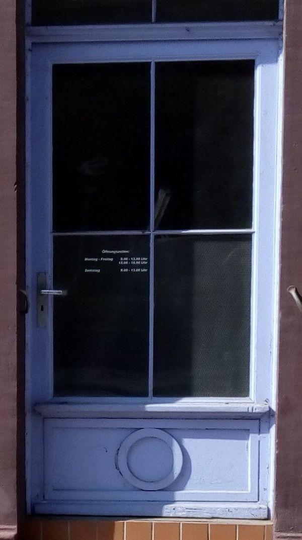 Eingangstur gebraucht kaufen nur noch 2 st bis 75 - Glaseinsatz zimmertur ersetzen ...