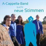 A-Cappella-Band sucht neue Stimmen