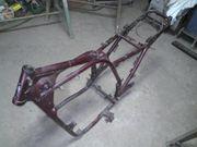 Kawasaki z 650 Rahmen mit