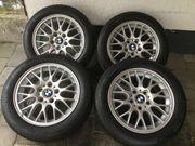 BMW Sommerreifen mit Stahlfelgen