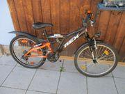 MTB Fahrrad Fully von Rex