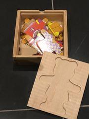 Bären-Puzzle von Eichhorn
