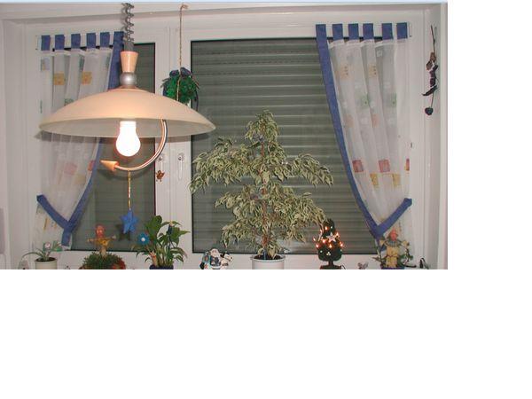 Gardine für Küche oder Kinderzimmer