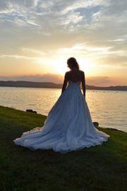 Brautkleid- Traum in Weiß Hochzeitskleid