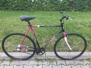 Singlespeed-Fixie Fahrrad