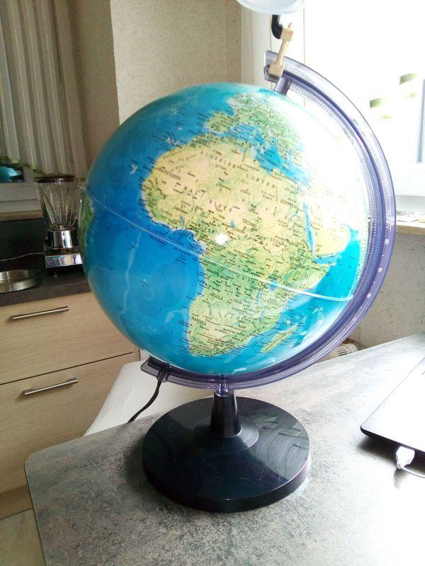 globus mit kaufen globus mit gebraucht. Black Bedroom Furniture Sets. Home Design Ideas