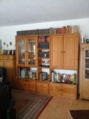 Massive,hochwertige Wohnzimmer-