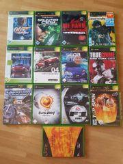 12 Xbox classic Spiele 1