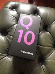 BlackBerry Q10 ohne Simlock in
