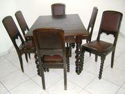 Antik Möbel Standuhr