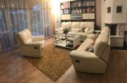 Sofa Ledergarnitur *sehr
