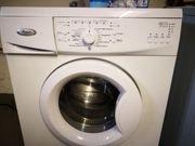 Waschmaschine Whirlpool kaum benutzt