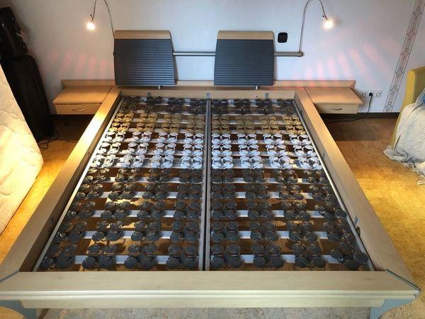 Kostenlos: Schlafzimmerbett 160x200 ohne Matratze u Lattenrost EUR ...
