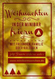 Location Weihnachtsfeier Bar mieten München