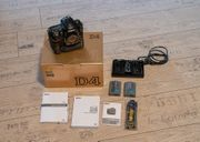 Nikon D4 - nur 80500 Auslösungen