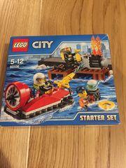 Lego 60106 Starter Set Feuerwehr