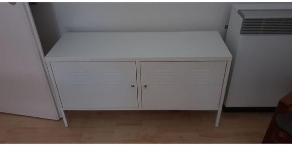 Ikea Ps Tv Schrank Weiss In Ludwigshafen Phono Tv Videomobel